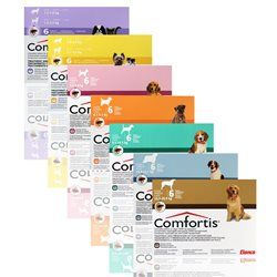 Flea Prevention Comfortis Flea Prevention Is An Important Aspect Of Your Dog Or Cat S Health Choosing The Right Medication Will Fleas Cat Health Medicine