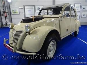 Classic Citroen 2cv 4x4 Sahara 62 For Sale Classic Sports Car Ref Aalter Citroen Citroen Car Citroen 2cv