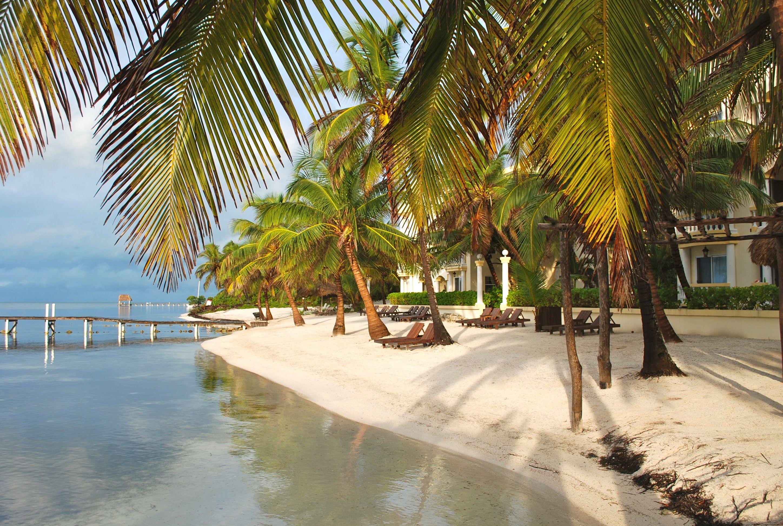 pelican reef villas san pedro belize belize honeymoons. Black Bedroom Furniture Sets. Home Design Ideas