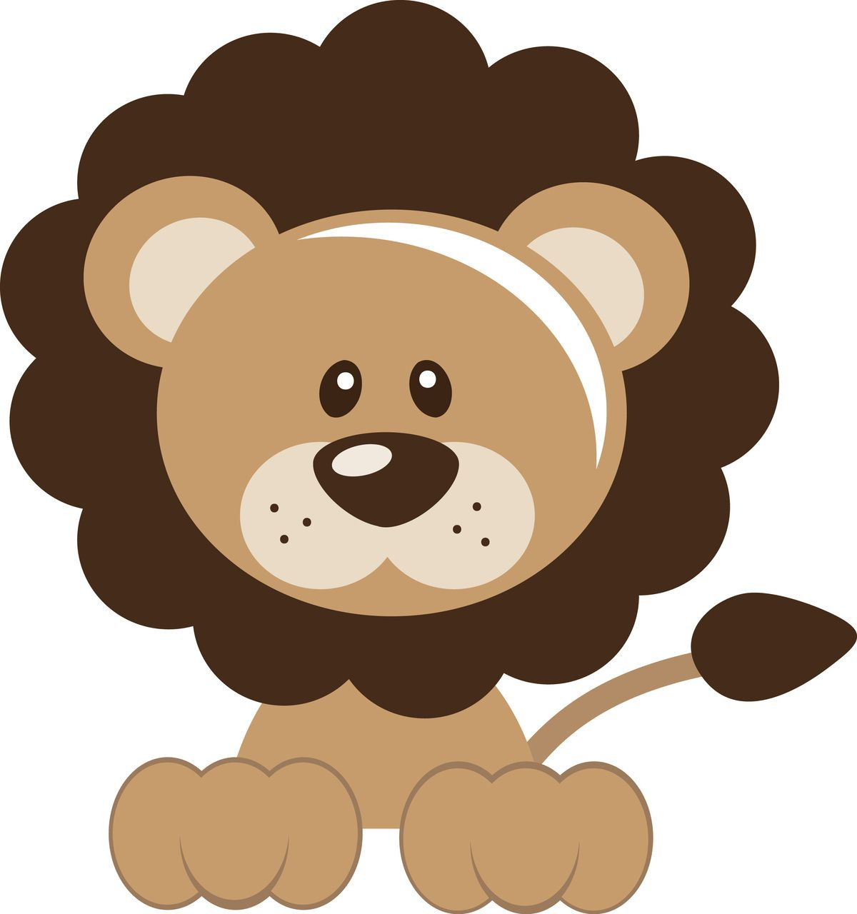 ppbn designs cute lion 40 off for members 0 50 http www rh pinterest ca free cute lion clipart cute lion face clipart