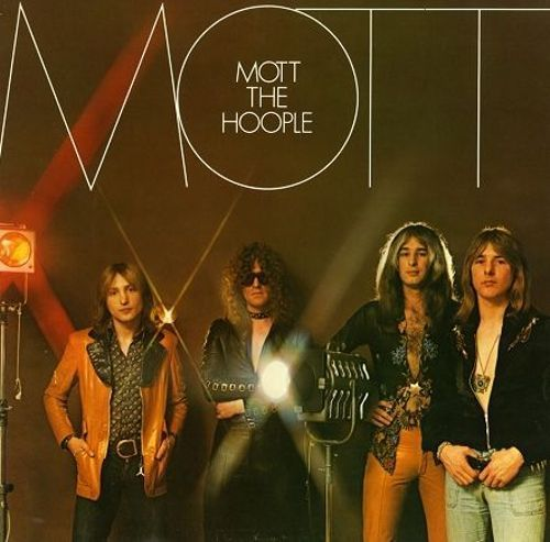 Mott Lp Vinyl Mott The Hoople Great Albums Mick Ralphs