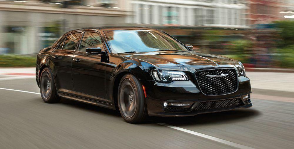 Black 2018 Chrysler 300s On The Road With Images Chrysler 300