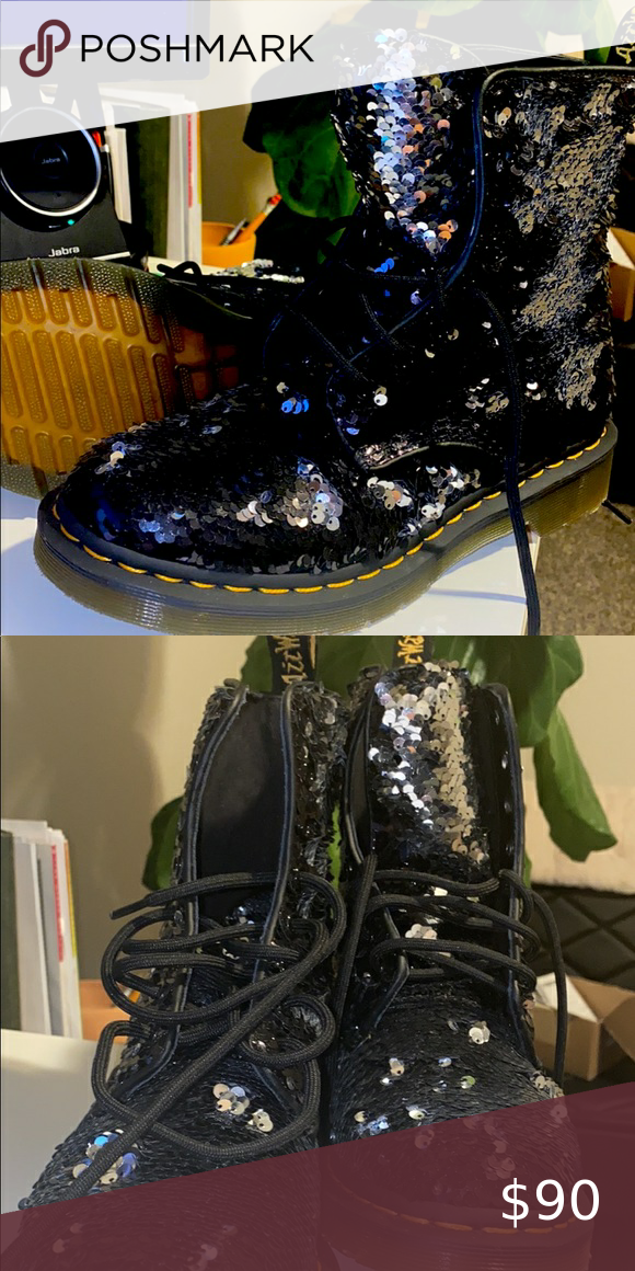 Doc Martens Boots Size 7 genuine brand
