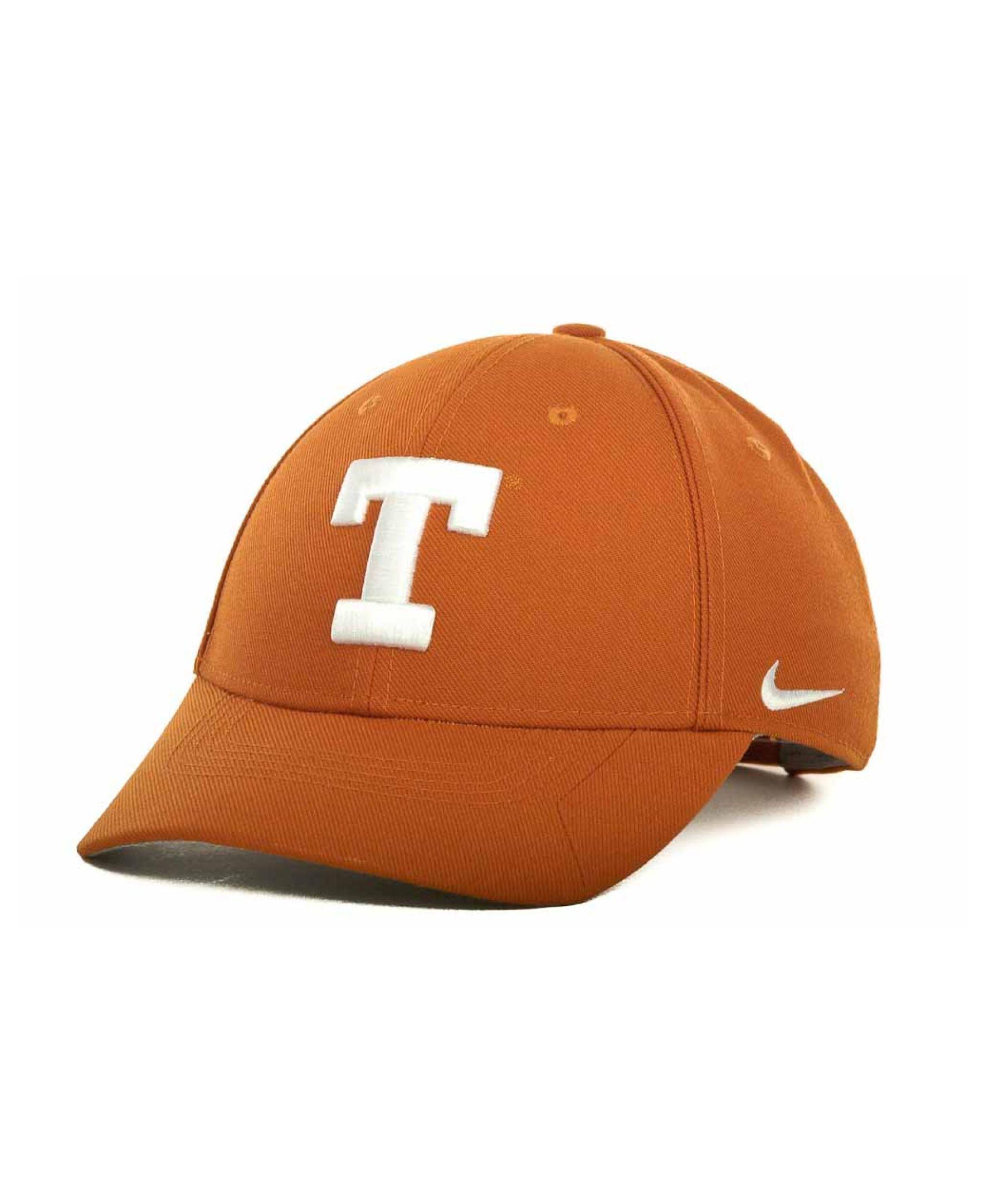 Nike texas longhorns sideline legacy 91 cap sports fan shop by lids men macy s