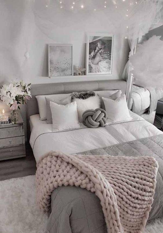 Photo of 25 Außergewöhnliches Raumdekor Diy Bedroom Couple: Holen Sie sich ein Zimmer wie der Himmel Schickes schlafzimmer #cake – home decorasyon