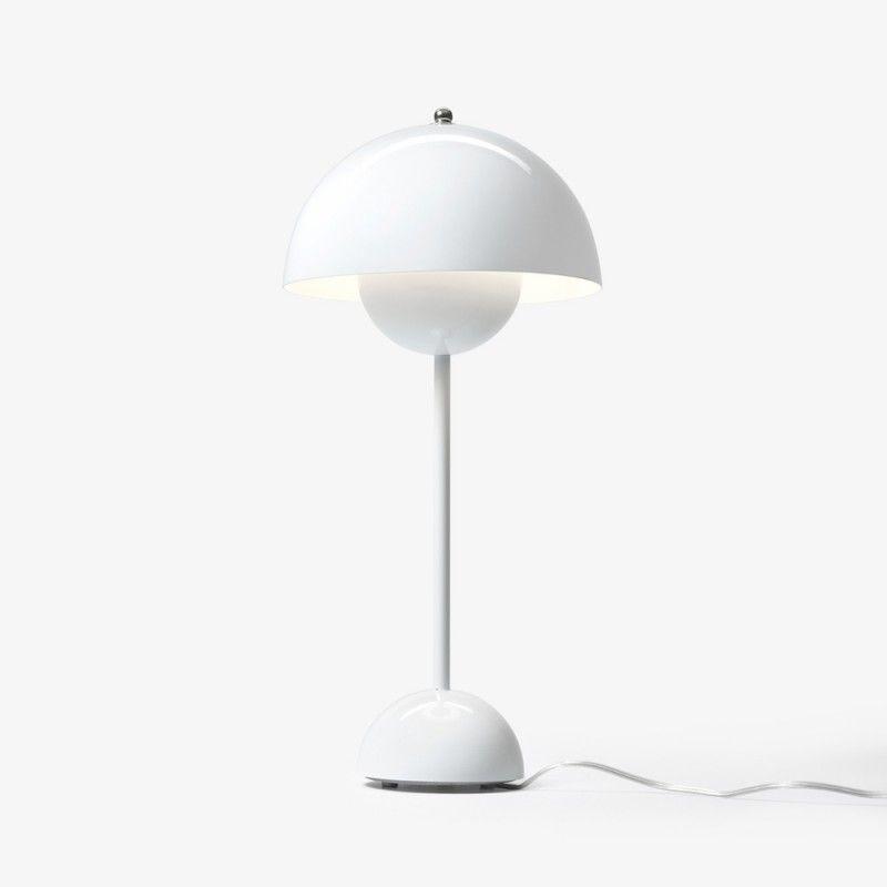 Tradition Tischleuchte Flowerpot Vp3 Weiss Mobel Design Koln Tischleuchte Lampe Lampentisch