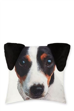 Jack Russell Cushion With Ears