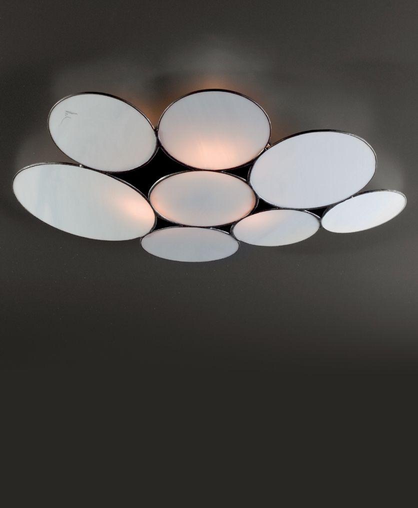 deckenlampe flach