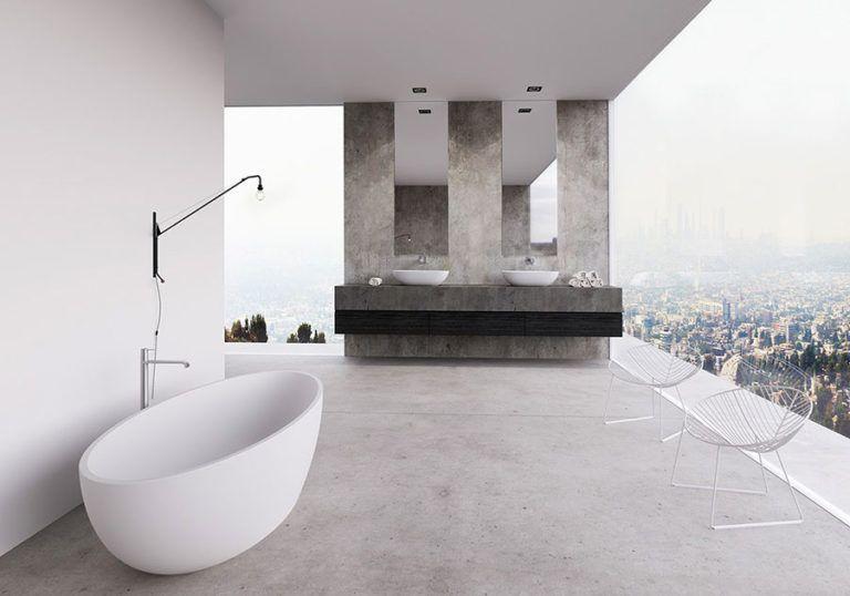 Bagni Da Sogno Moderni : Spettacolari bagni da sogno in stile spa bagni