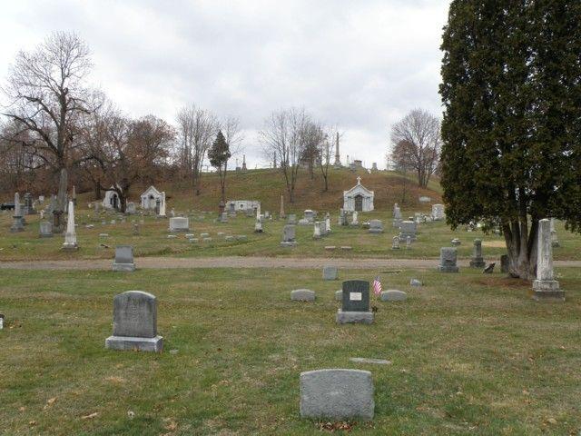 Beautiful Woodlawn Cemetery Zanesville Ohio Woodlawn