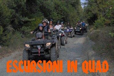 Quad Bambini ~ Escursioni quad e cavallo in toscana parco avventura softair