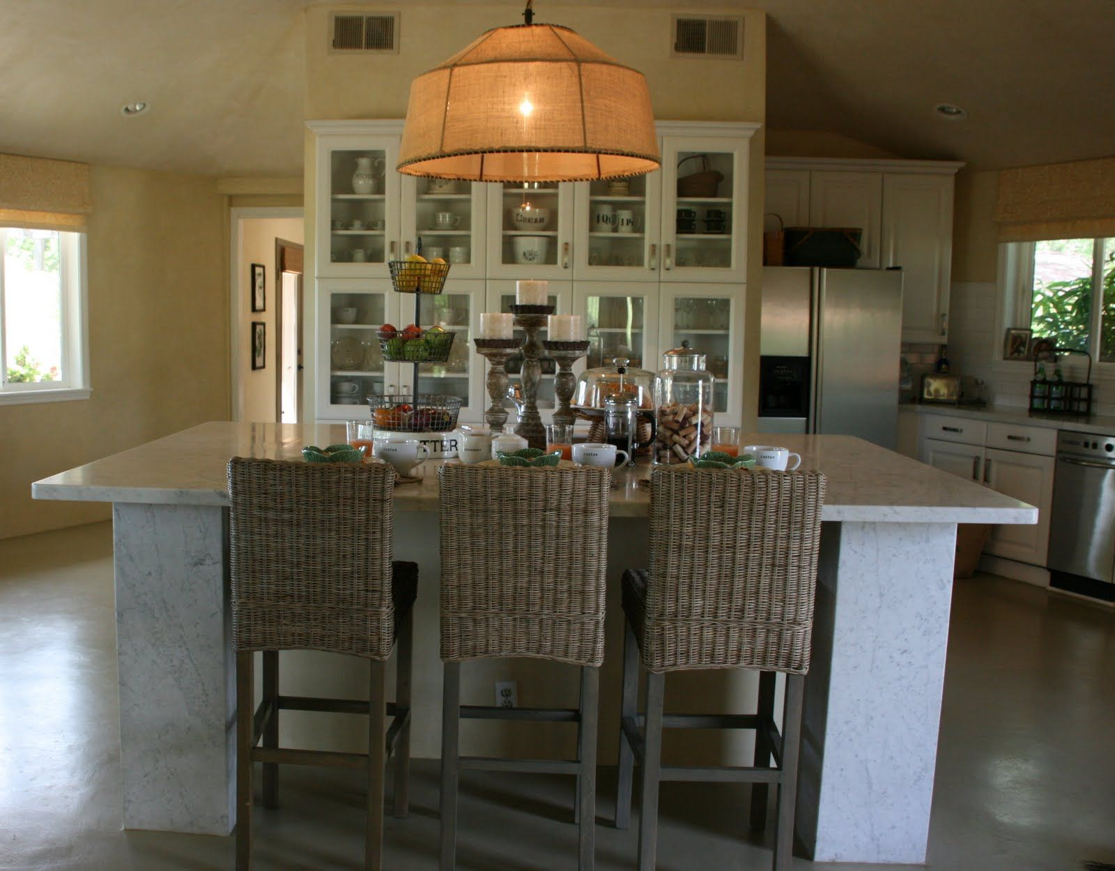 Restoration Hardware Counter Stools   Chairs for kitchen island ...