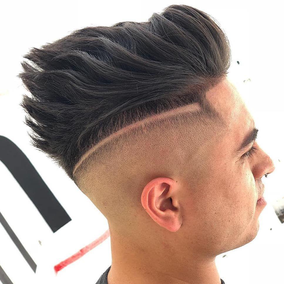 Fade detail haircut menshairstyles martyus men hairstyles in