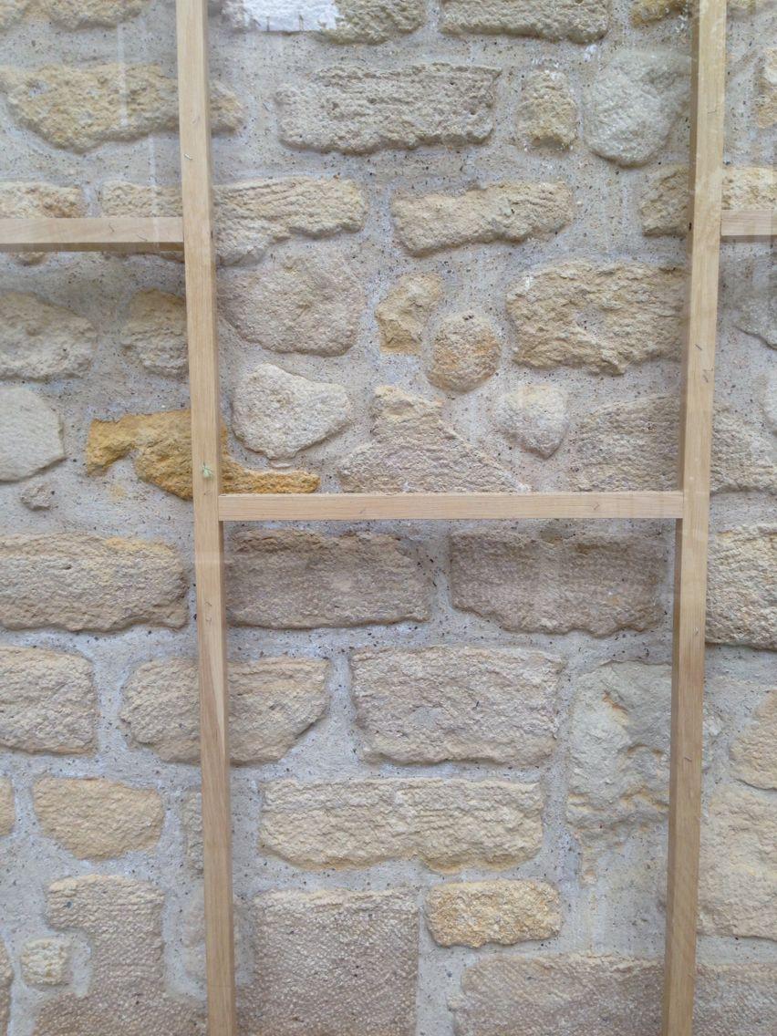 Texture and materials: brick wall