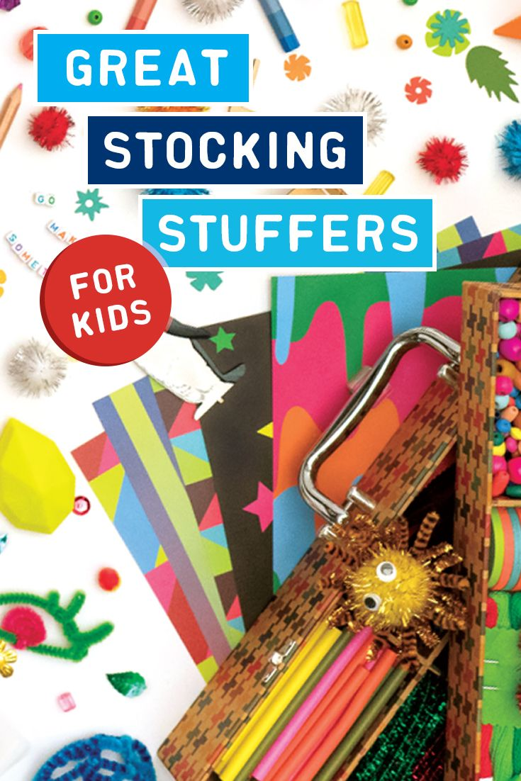 Fill your stockings in just one-click 37 creative gifts for the kids in your life.