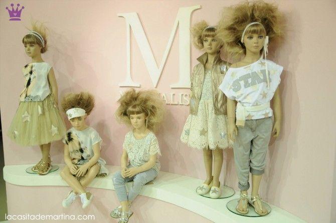 Shooting party de la marca de moda infantil monnalisa en florencia pitti bimbo ss16 - Monalisa moda infantil ...