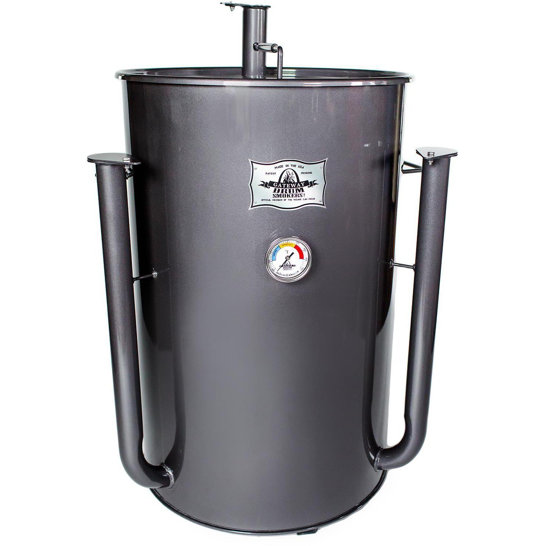 Gateway drum smokers 55 gallon charcoal bbq smoker