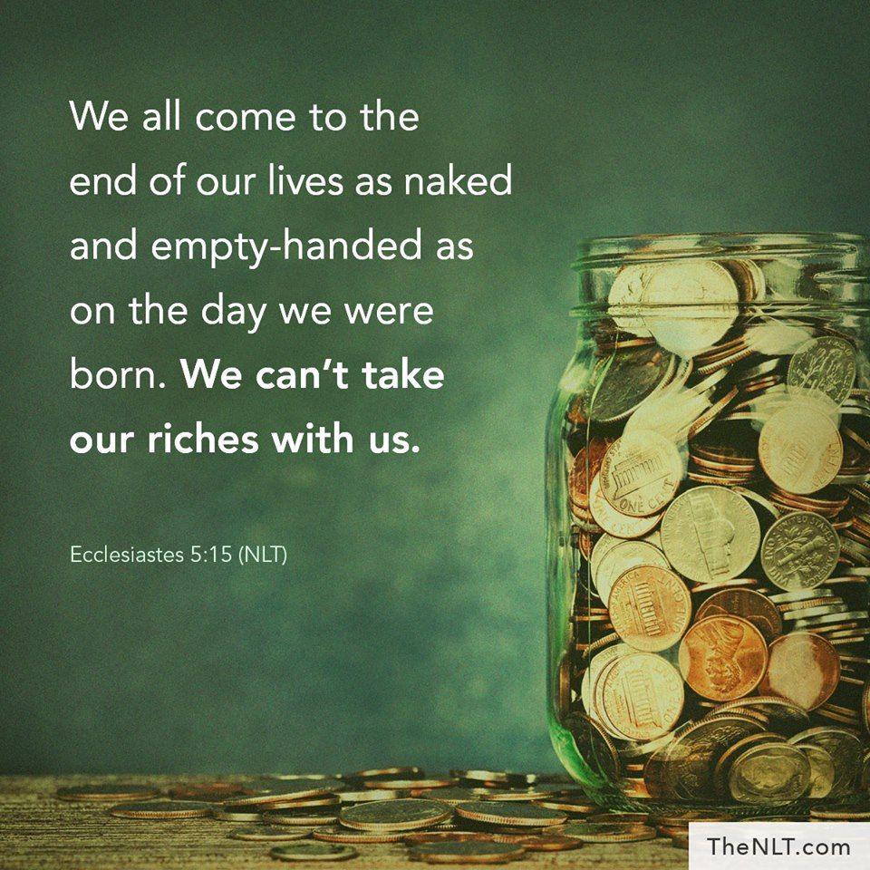 Image result for Ecclesiastes 5:15