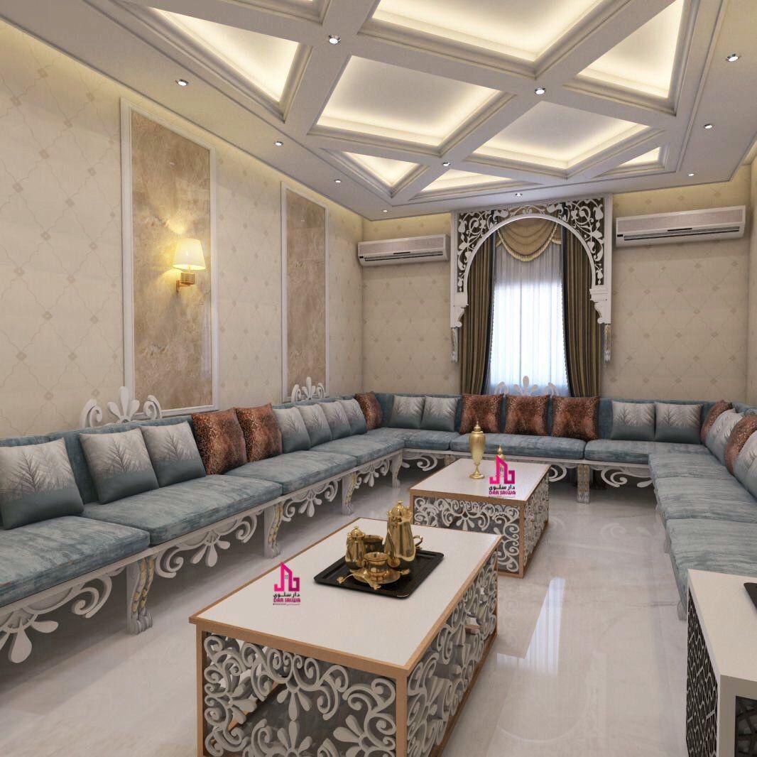 Dar Salwa تصميم ديكور On Twitter Luxury Sofa Design Living Room Design Decor Home Room Design