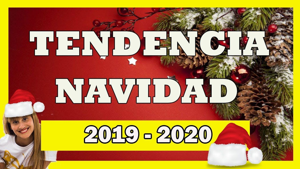 TENDENCIA NAVIDAD  2019 - 2020  🎄🎄🎄⭐⭐⛄⛄ MERRY CHRISTMAS