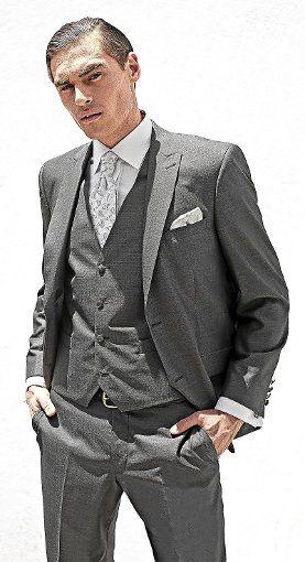 Anzeige - Alles für die Hochzeit: Der traut sich was – Anzüge für ...
