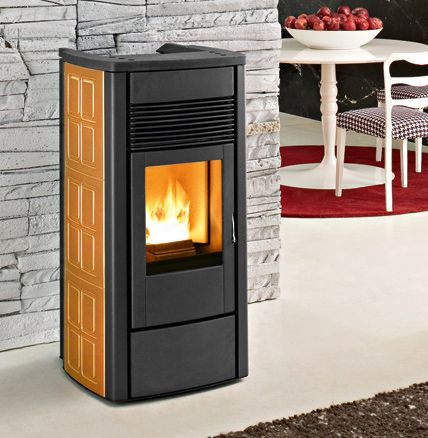 Wood Burning Mcz Cast Iron Pellet Stoves Pellet Stove Wood Pellet Stoves Stove