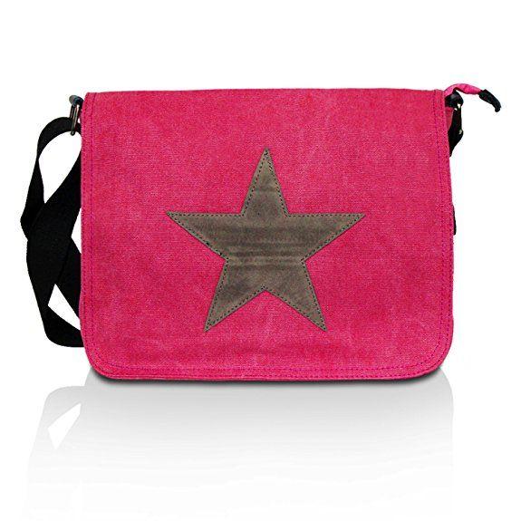f4157d3622bca Glamexx24 Tasche Handtaschen Schultertasche Umhängetasche mit Stern Muster  Tragetasche TE201620