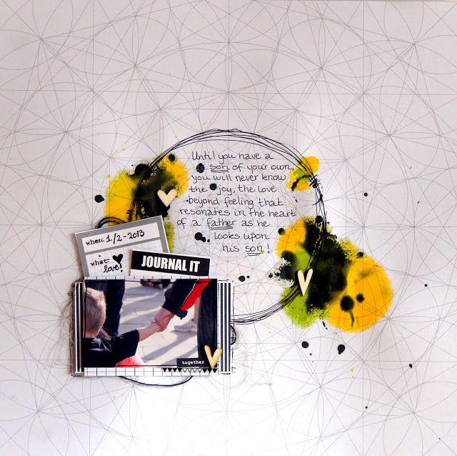 Jeanne D'art: Journal It