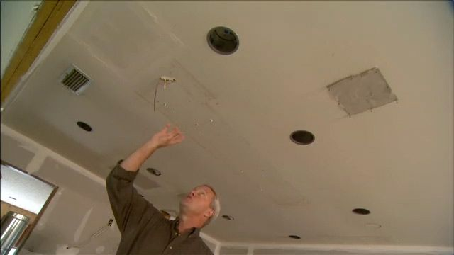 644 01 how install recessed lighting