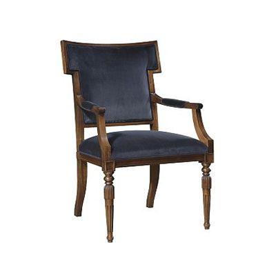 Hickory Chair 5452-01 Alexa Hampton Eva Arm Chair available at ...