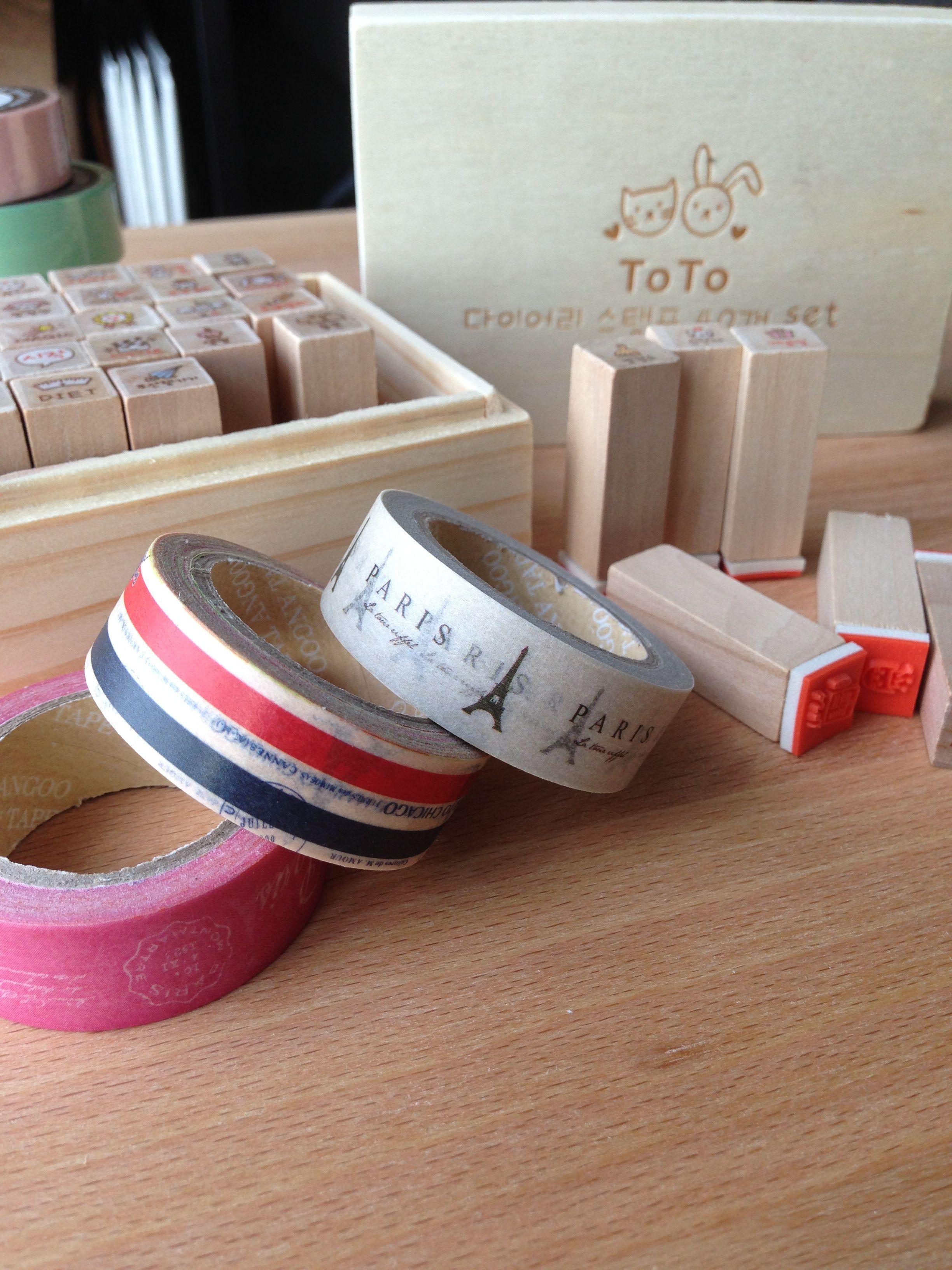 Korean masking tape
