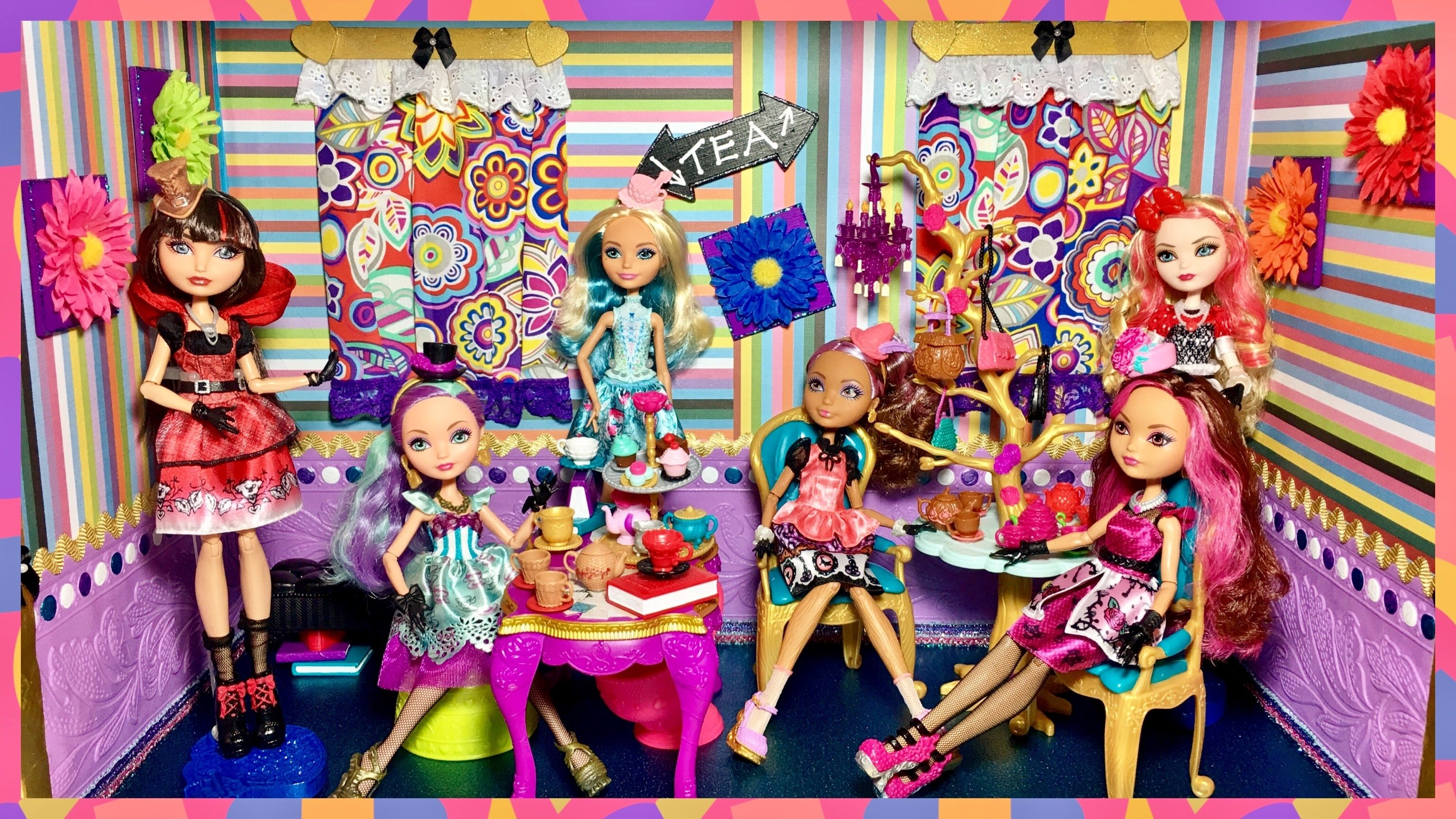 Pin By Super Buddies Forever On Ever After High Dorm Rooms