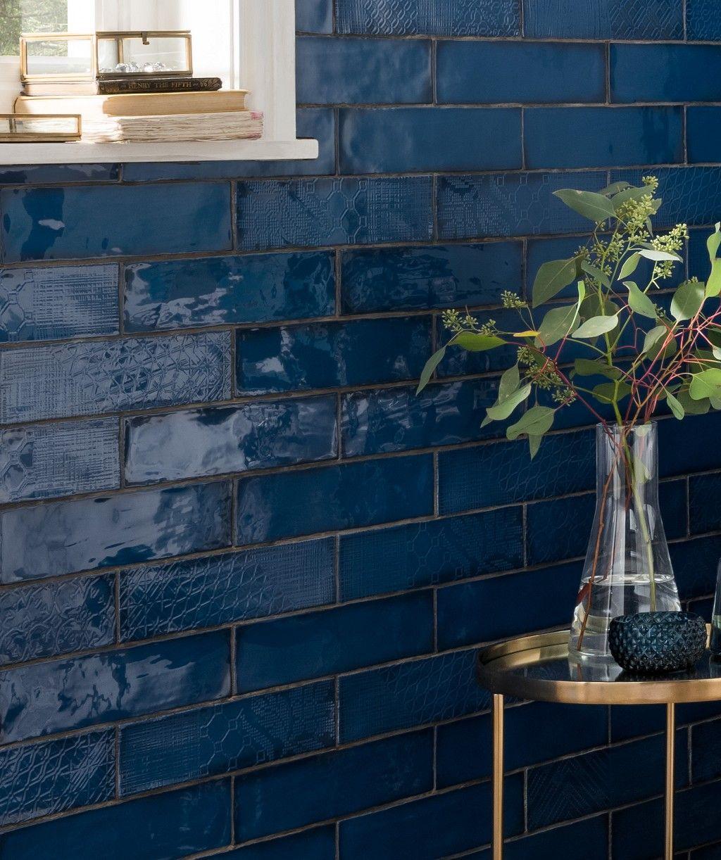 Lampas™ Marine Pattern Tile | Topps Tiles | tiles | Pinterest ...
