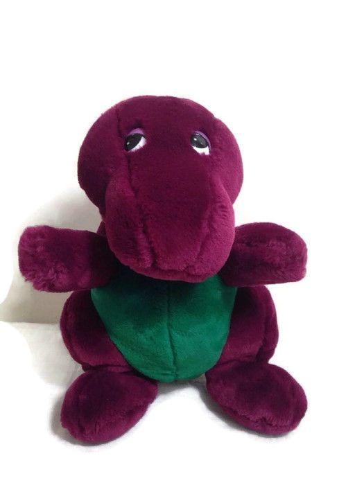 VTG Barney Dinosaur Backyard Gang Dakin First Edition ...