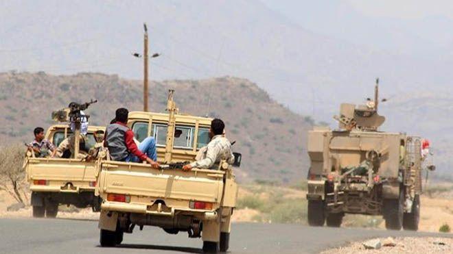 تحليق مكثف لمقاتلات التحالف وسط استمرار المواجهات في أبين قادة لـ الأيام قوات أبين الشرعية اليمنية القوات الجنوبية Www Al Monster Trucks Free Web Hosting