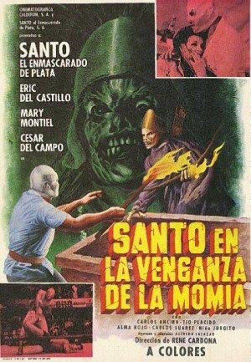 Santo & The Vengeance of the Mummy (1971)