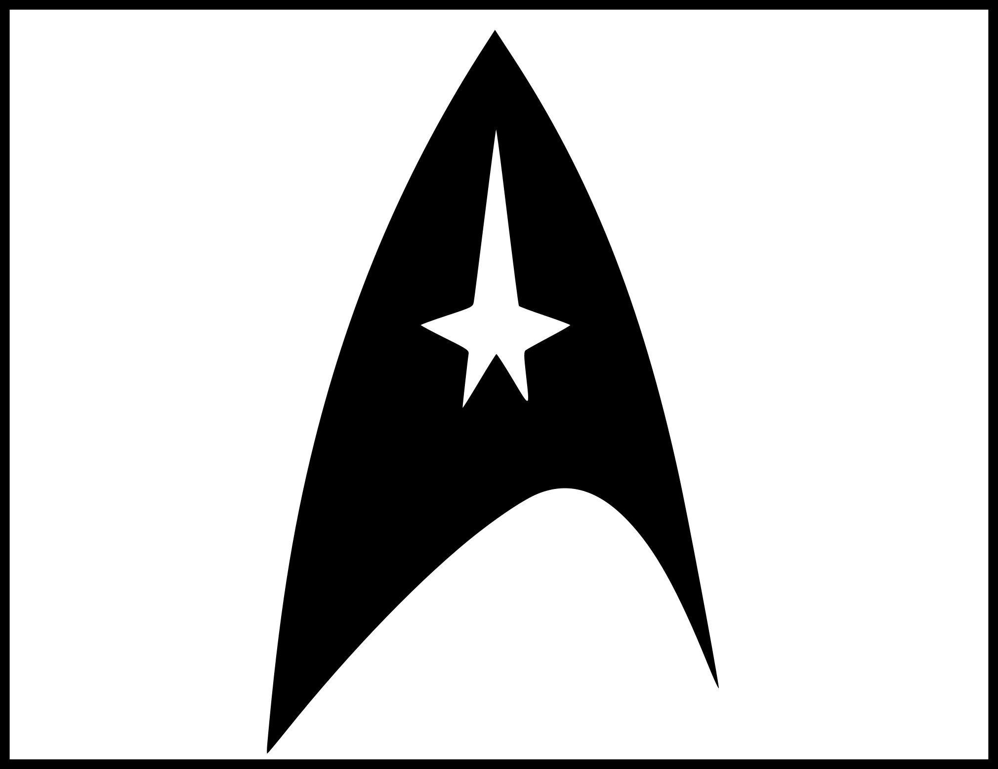 Star Trek Symbol Svg Png Clipart Svg Files For Cricut Laser Etsy Star Trek Symbol Svg Files For Cricut Clip Art