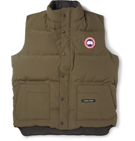 canada goose youth gilet