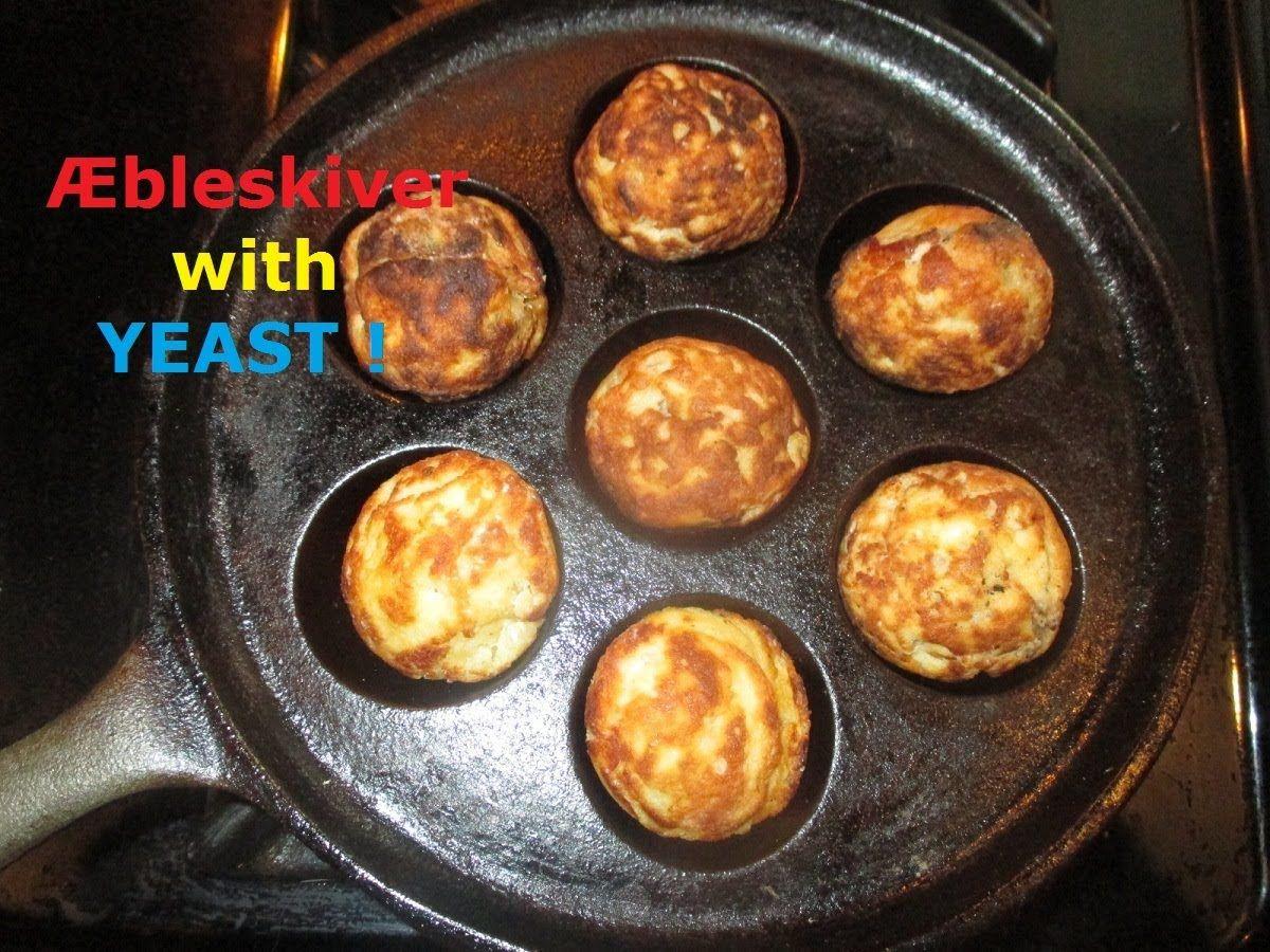Aebleskiver How To Make Danish Aebleskiver With Yeast Batter Danish Food Scandinavian Food Danish Cuisine