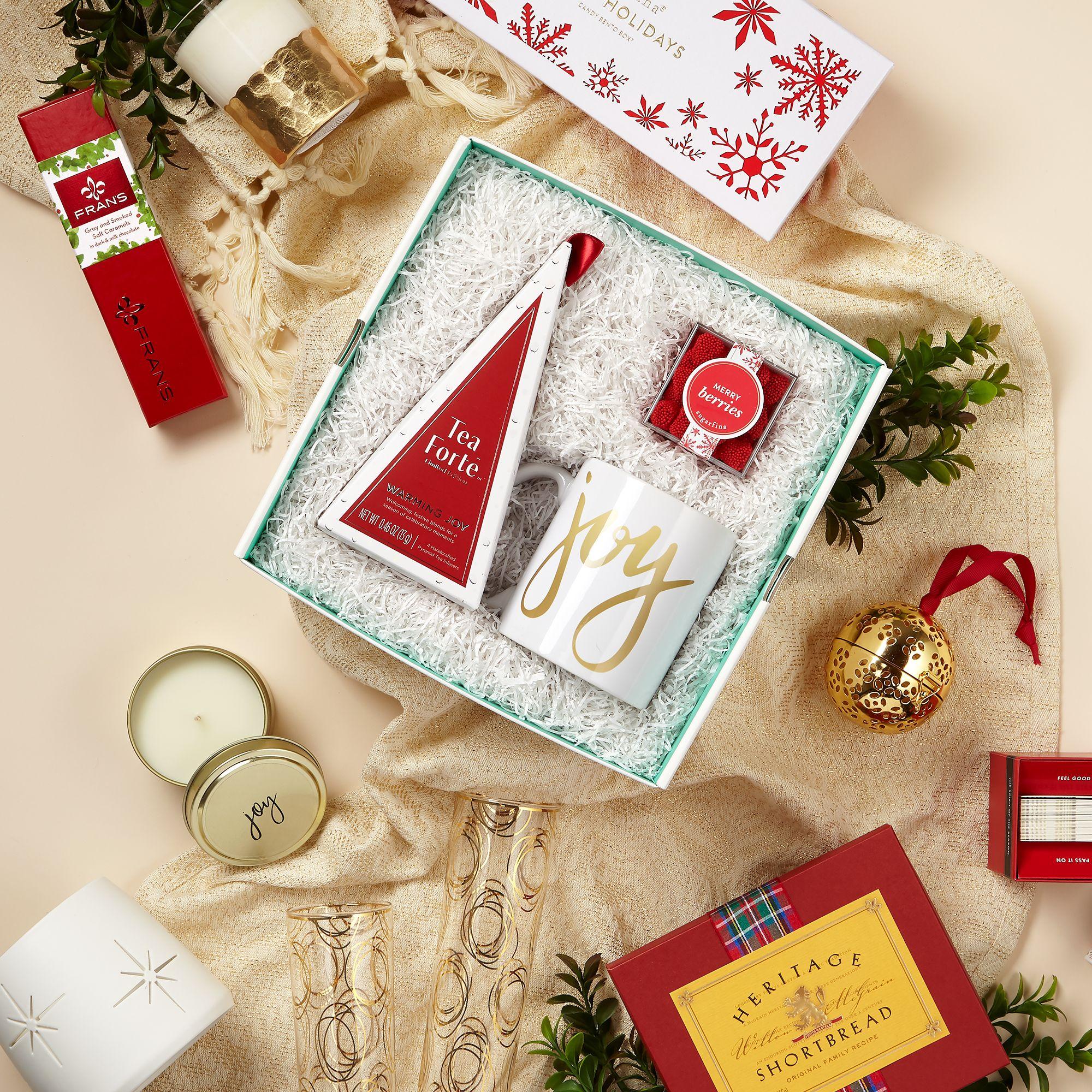 Google Custom Gift Boxes Artisan Gift Holiday Gifts