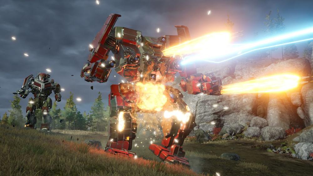 Mechwarrior 5: Mercenaries (PC) in 2020 | Game store, Epic ...