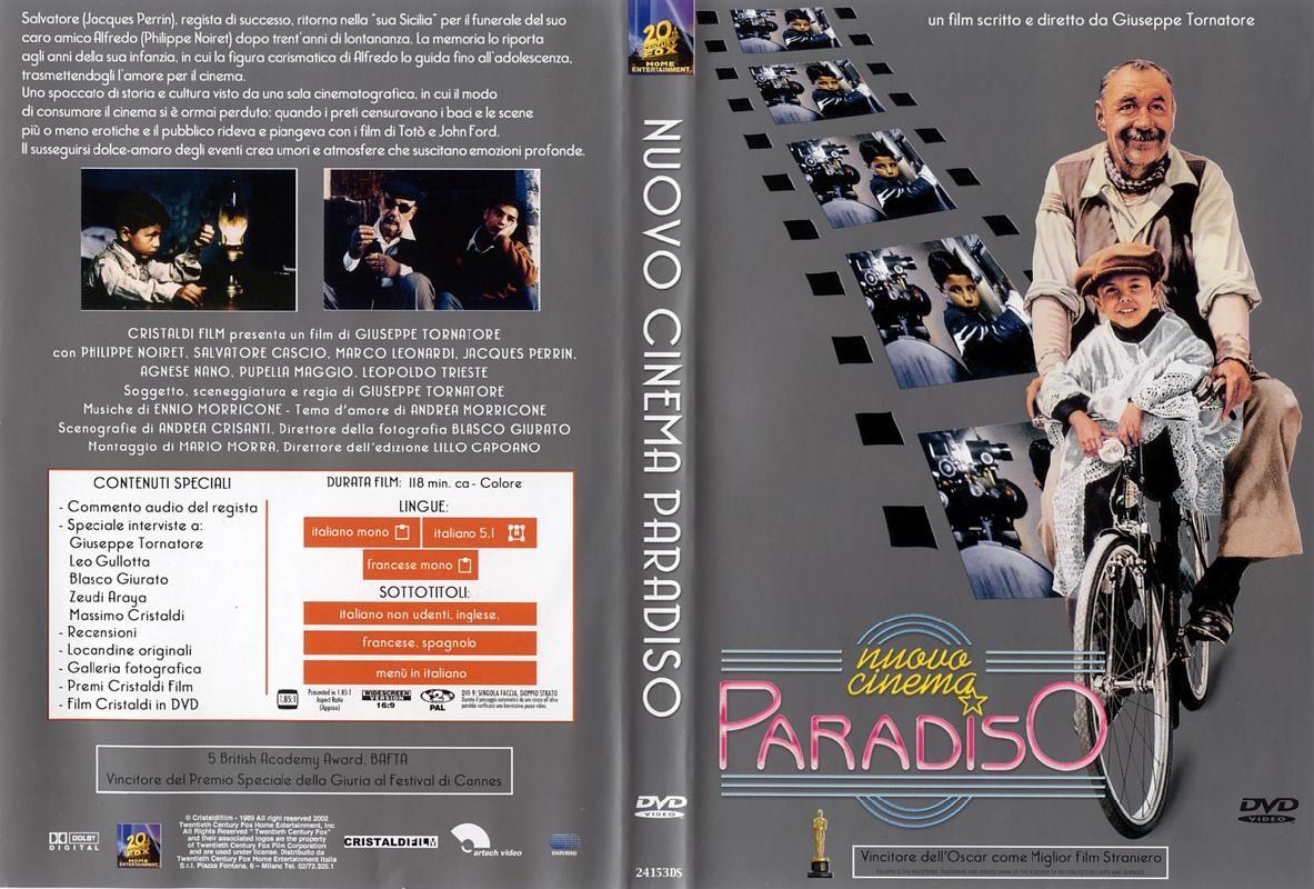 Nuovo Cinema Paradiso Cinema Paradiso Cinema Photo Wall