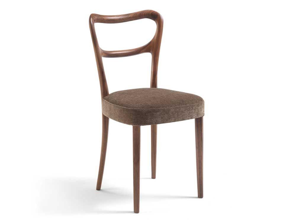 Sedie Molteni ~ Sedia in tessuto chelsea sedia imbottita molteni c design