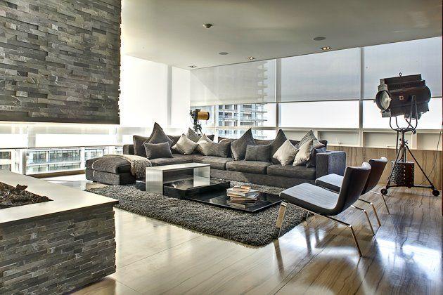 Interiorismo mexicano contempor neo 9 interiores for Muebles estilo mexicano contemporaneo