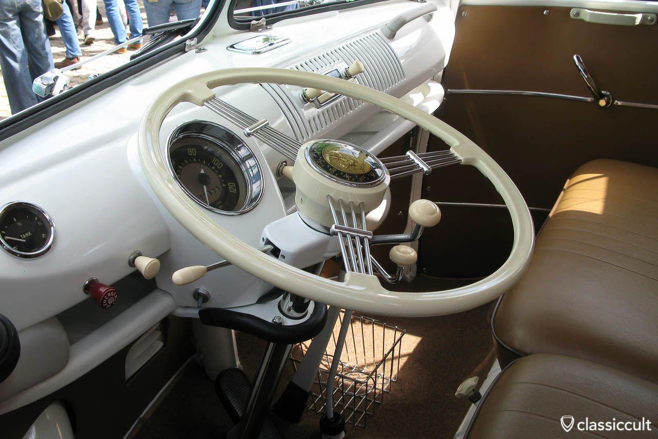 Volkswagen T1 Dash Vw Bus Kombi Interior Volkswagen