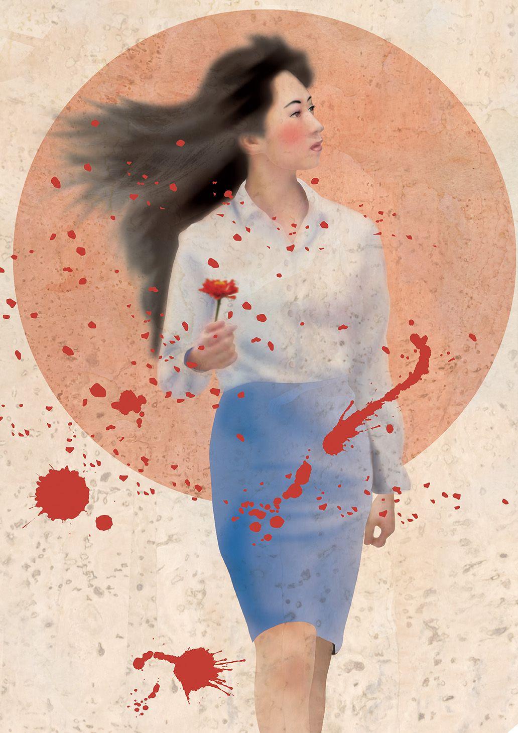 マイ @Behance プロジェクトを見る : 「woman」 https://www.behance.net/gallery/33218459/woman