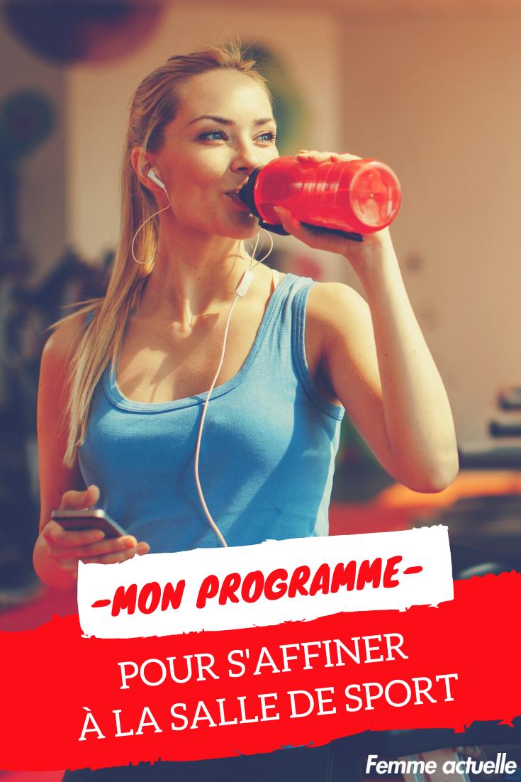 Programme sport pour maigrir en salle : 1 heure pour s