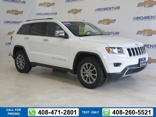 2014 Jeep Grand Cherokee Limited 36k Miles Call For Price 36372 Miles  408 471