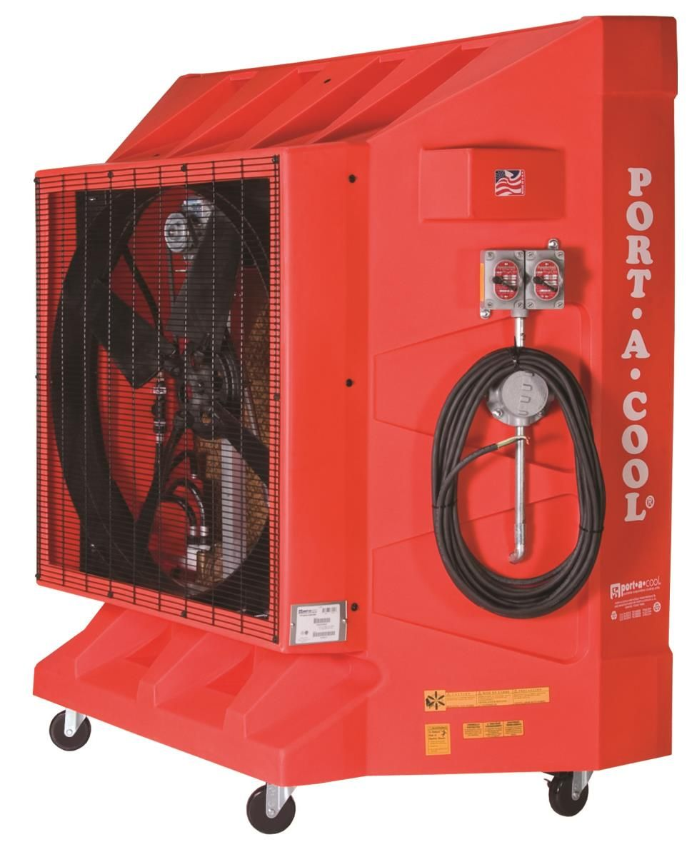 PortACool PAC2K36HZ Commercial Evaporative Cooler