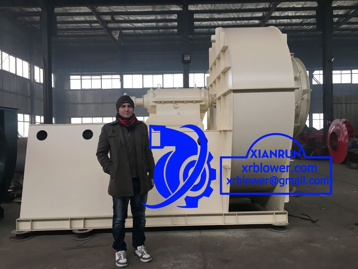 Large Centrifugal Fans Functions in Power Plant Boilers by Xianrun ...